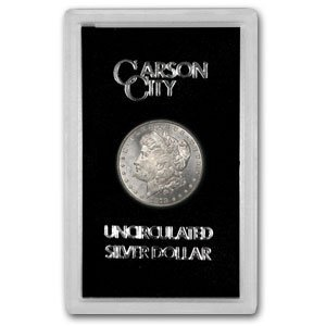 189: 1883 GSA CC Morgan Silver Dollar-