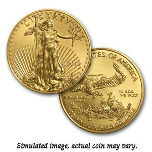4E: 2010 1 oz Gold Eagle