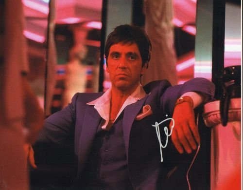 1R: Al Pacino 11x14 autographed photo