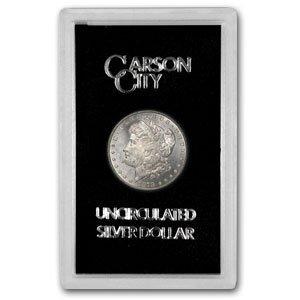 45: 1883 GSA CC Morgan Silver Dollar-