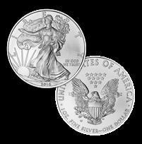 2S: 2010 Silver American Eagle 1oz