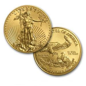 1G: 2010 1 oz Gold Eagle