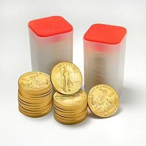 1V: (1 oz) Gold American Eagle - Random Year