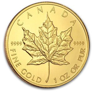 2A: 2010 - (1 oz) Gold Maple Leaf
