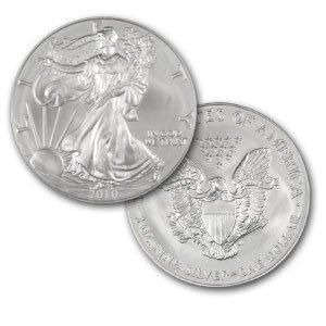 4S: 2010 Silver American Eagle