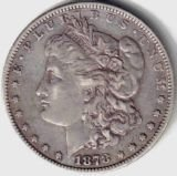 4: Random Date Single Morgan Silver Dollar