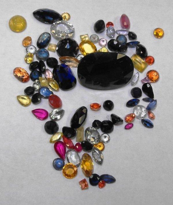 7K: Lot of 28.56 TCW Sapphire Gemstones