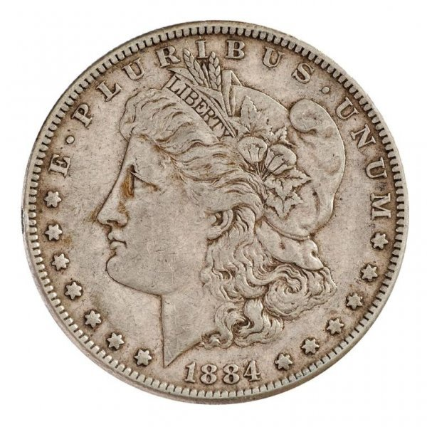 1: 100 Year Old  Morgan Silver Dollar- 1878-1904
