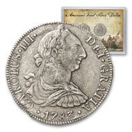 8: America's First Silver Dollar 2PC Set