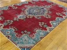 5 Persian Tabriz Large Room Size Rug
