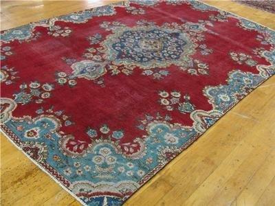 5: Persian Tabriz Large Room Size Rug-