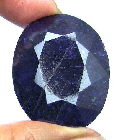 4Q: $2,700 GG GIA Appraised HUGE Sapphire Gemstone