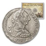 7: America's First Silver Dollar 2PC Set
