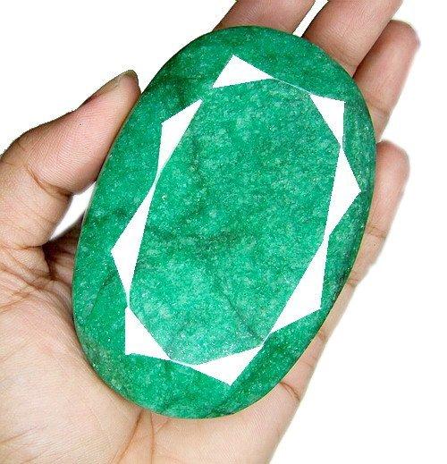 1Z: 1235 ct. Emerald Gemstone $ 24k GG GIA