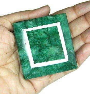 3Z: 545 ct. Emerald Gemstone $ 11k GG GIA