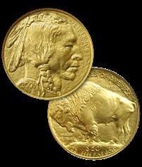 1T: Random Date American Gold Buffalo G$50 .9999 24k