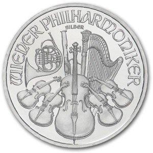 3B: Austrian Philharmonic 1 oz. Silver Round