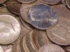 3: 100 Half Dollars 90% Silver Mixed-