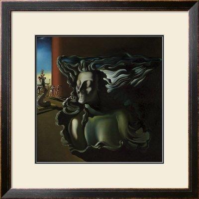 4U: Dali- The Dream- Framed Art Print