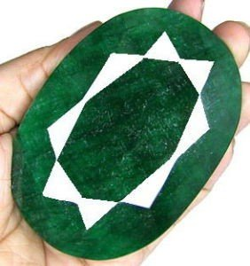 1K: 880 ct Emerald Gemstone-