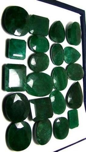 2K: 5200 PLUS cts. Emerald Gems $ 80K GG APPR.