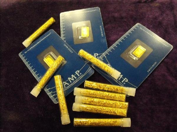 1Z: Beginning Investors Gold Lot- 3 grams