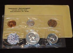 1: 1958 Proof Set- In Original Mint Package