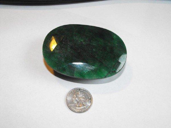1K: 880 ct. Emerald Gemstone- $ 32k GG GIA