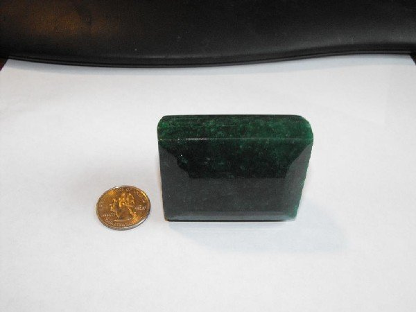 8K: 935 ct. Emerald Gemstone- $ 36k GG GIA - 2