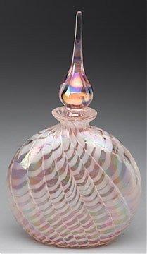 6B: Perfume Bottle - Art Glass