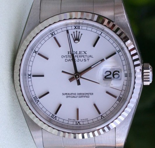 1B: 2005 Mens Stainless Rolex Watch