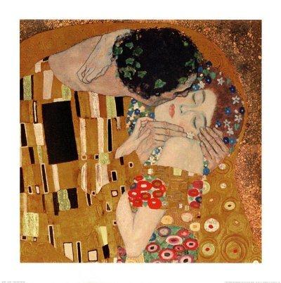 5P: Gustav Klimt - The Kiss -