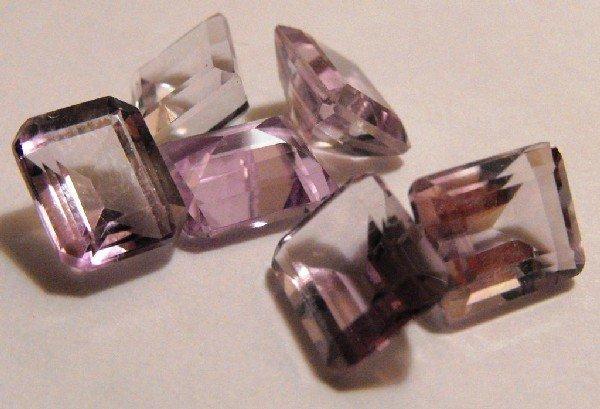 2W: 20 cts. Amethyst Gemstones