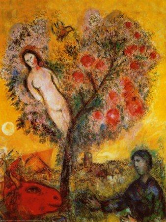 10P: Chagall's - LA Branche - Artwork
