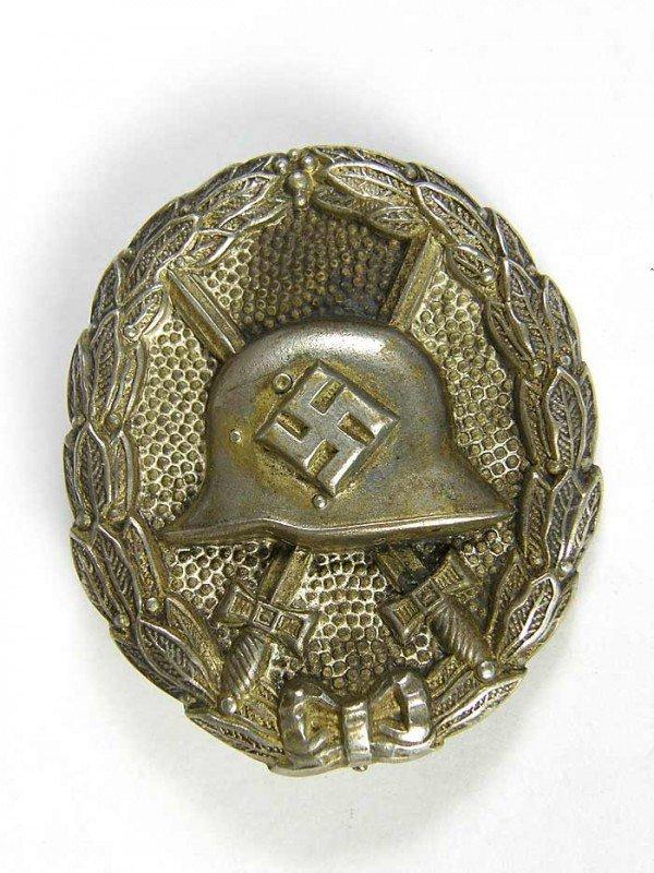 6X: Spanish Civil War Wound Badge -
