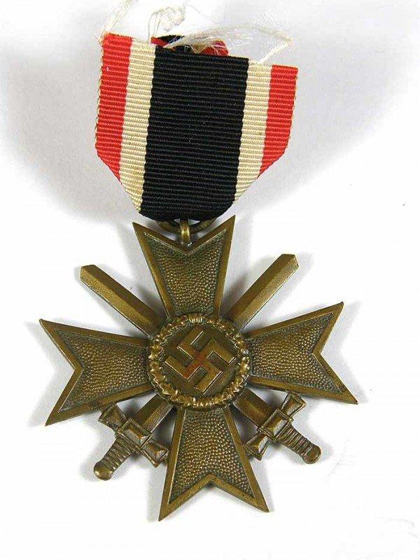 7X: War Merit Cross 2nd Class with Swords