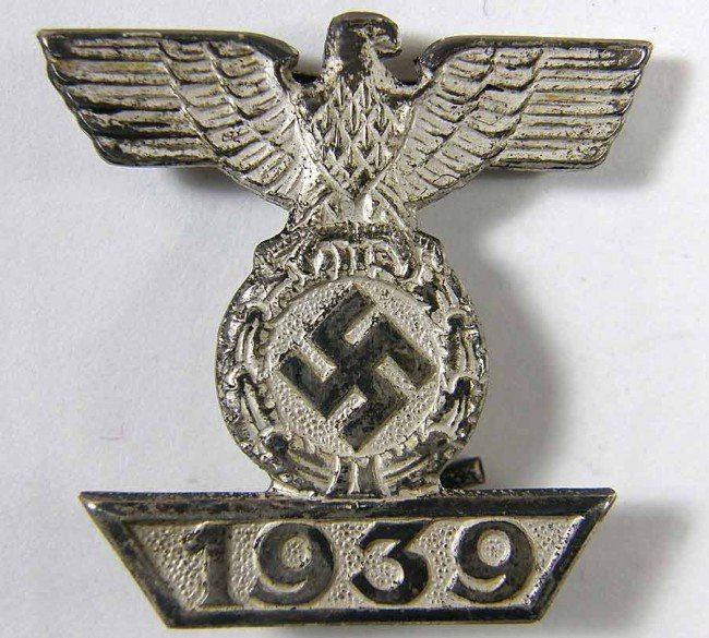 11X: Spange for Iron Cross 2nd class for medal bar