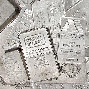 2G: A Silver Bar 1 ounce .999 Pure Silver