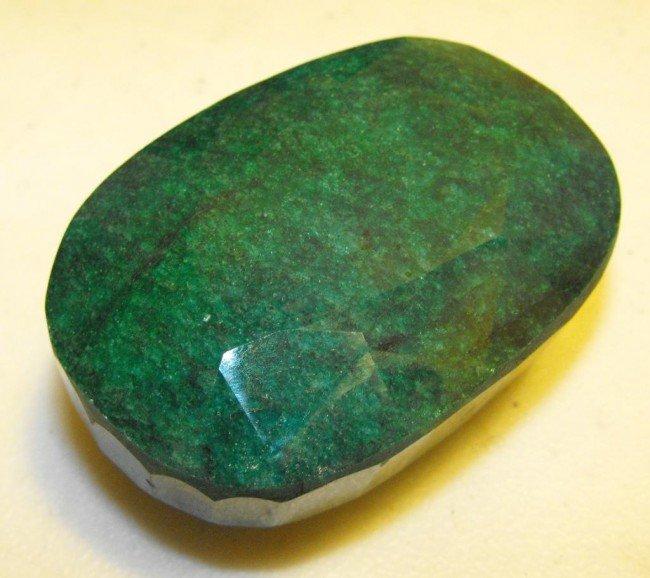 8W: 1055 ct. Emerald Gemstone $ 21K GG GIA