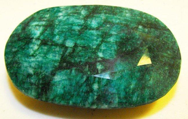 7G: 1145 ct. Emerald Gemstone $ 23K GG GIA