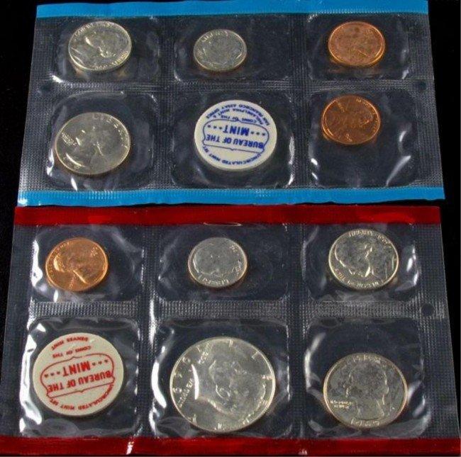 4B: 1969 Mint Set