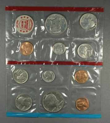 5B: 1971 Mint Set