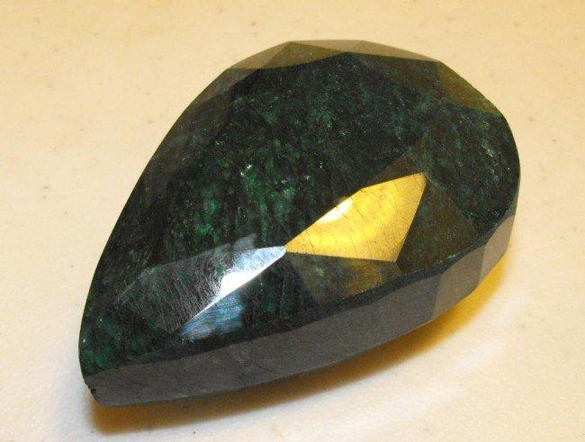 2W: 1490 ct. Monster Size Emerald Gemstone $ 32K GIA