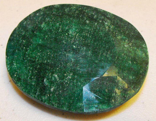 5G: 960 ct. Emerald Gemstone $ 18K GG GIA