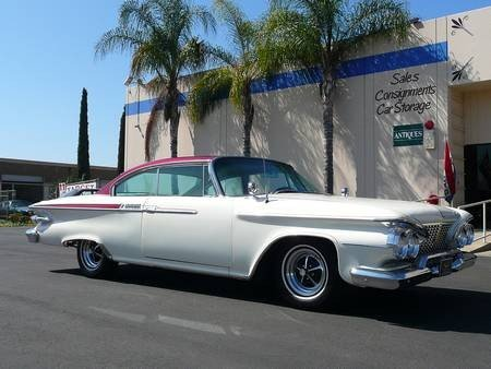 3A: 1961 PLYMOUTH BELVEDERE BUBBLE TOP