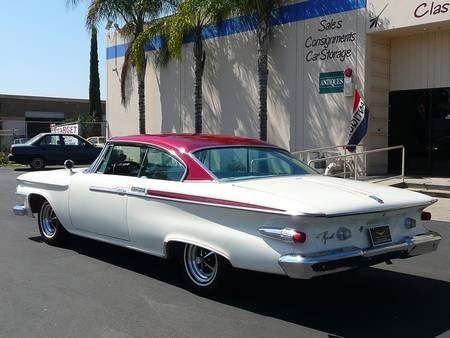3A: 1961 PLYMOUTH BELVEDERE BUBBLE TOP - 3