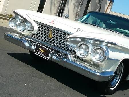 3A: 1961 PLYMOUTH BELVEDERE BUBBLE TOP - 6