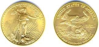 1X: 1 oz Gold Eagle Bullion - Random Date