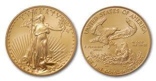 3X: 1 oz Gold Eagle Bullion - Random Date