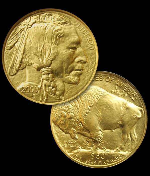 1B: 1 oz. 24k Gold Bullion